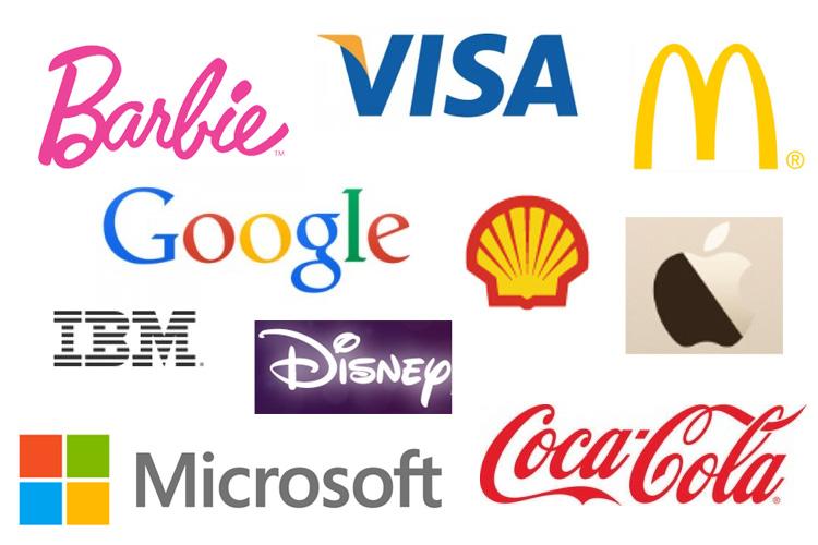 most popular logos in the world 2014 wwwpixsharkcom