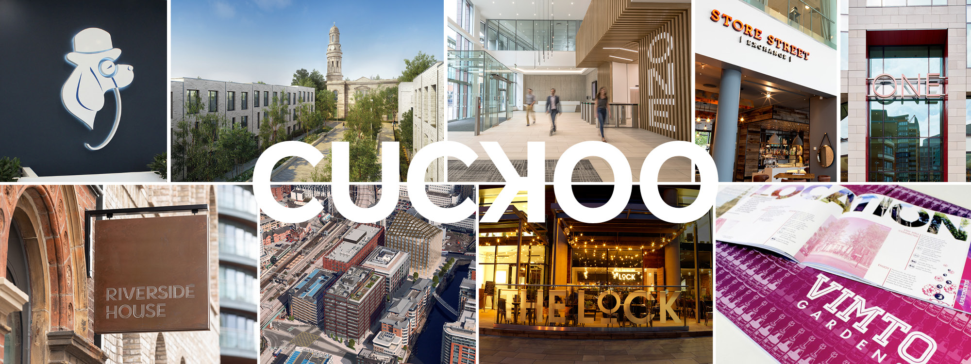 When it comes to commercial and residential property marketing. Nobody does it better than Cuckoo.