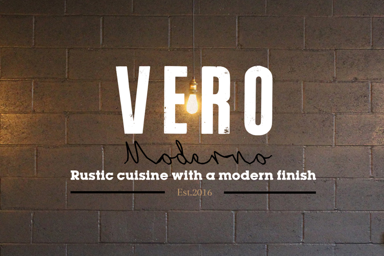 Vero moderno website