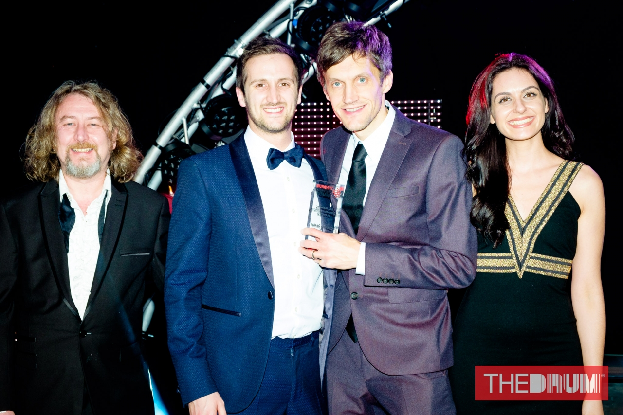 Cuckoo wins Drum Network Award 2016